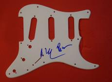 Mike Gordon & Page McConnell Signed Autographed Guitar Pickguard Phish