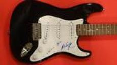 Mike Gordon Phish Bassist Signed Autographed Electric Guitar