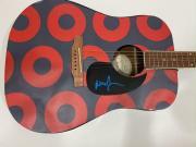 Mike Gordon Phish Signed Autograph Custom 1/1 Gibson Epiphone Acoustic Guitar