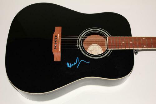 Mike Gordon Signed Autograph Gibson Epiphone Acoustic Guitar - Phish, Farmhouse