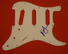 Mike Gordon Signed Autographed Guitar Pickguard Phish Bassist COA