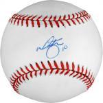 Mike Hampton Colorado Rockies Autographed Baseball
