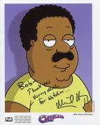 Mike Henry Signed Photograph - 8x10 COLOR +COA THE CLEVELAND SHOW TO BOB