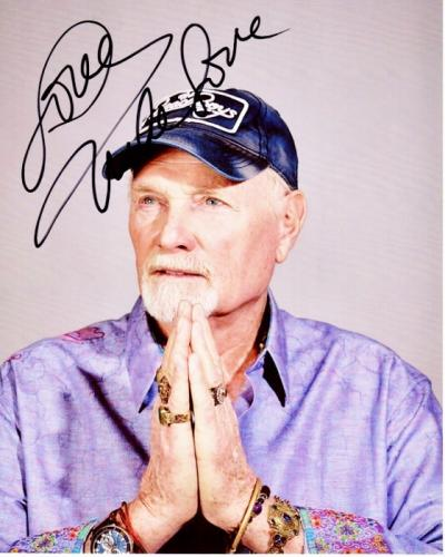 Mike Love Signed - Autographed The Beach Boys 8x10 inch Photo - Guaranteed to pass PSA or JSA