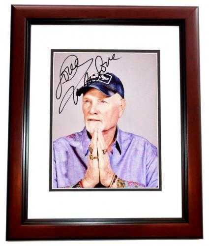 Mike Love Signed - Autographed The Beach Boys 8x10 inch Photo MAHOGANY CUSTOM FRAME - Guaranteed to pass PSA or JSA