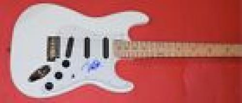 Mike Love Signed Autographed Electric Guitar The Beach Boys COA