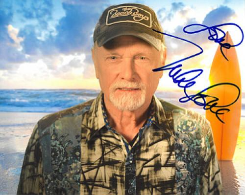 "Mike Love signed The Beach Boys 8x10 Photo ""Love""- PSA/JSA/BAS Guaranteed To Pass"