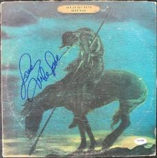 Mike Love The Beach Boys Signed Album Cover W/ Vinyl Autographed PSA/DNA #V16020