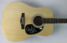 Mike Mccready Pearl Jam Signed Guitar Acoustic PSA/DNA #Y24491