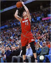 "Miami Heat Mike Miller Autographed 8"" x 10"" Photo - Mounted Memories"
