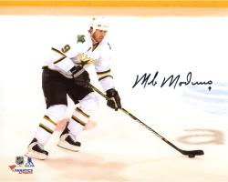 "Mike Modano Dallas Stars Autographed 8"" x 10"" White Horizontal Photograph"