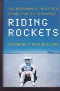 Mike Mullane Signed Book Riding Rockerts Autographed Astronaut Auto BAS