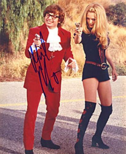 Autographed Mike Myers Photo - Austin Powers 8x10