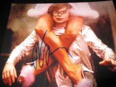 Mike Myers Autographed Picture - 8x10 AUSTIN POWERS PROMO IN PERSON COA G