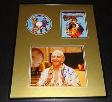 Mike Myers Signed Photograph - Framed 16x20 & Austin Powers Goldmember DVD Display AW