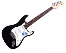 Mike Portnoy Dream Theater Autographed/Signed Electric Guitar Ua AFTAL