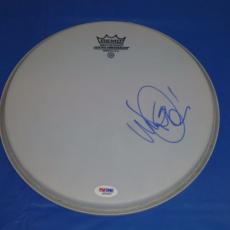 "Mike Shinoda Linkin Park Signed 10"" Remo Drum Head Autographed Psa/dna Cert!!!!!"