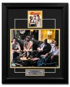 Mike Tyson Autographed The Hangover Movie 23x19 Frame