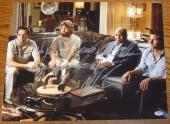 Autographed Mike Tyson Photograph - The Hangover Movie 16x20 PSA DNA COA
