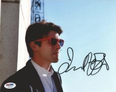 Miles Fisher Signed 8x10 Photo PSA/DNA COA Superhero Movie as Tom Cruise Picture