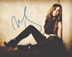 Miley Cyrus Signed - Autographed 8x10 inch Photo - Guaranteed to pass PSA or JSA