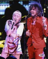 Miley Cyrus Autographed Signed 8x10 Photo Certified Authentic PSA/DNA COA