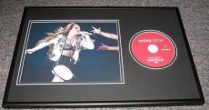 Miley Cyrus SEXY Framed Breakout CD & Photo Display