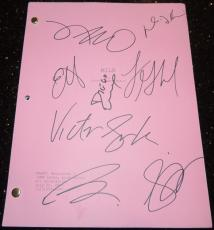 MILK Autographed Full Script by Sean Penn, Josh Brolin, James Franco, Victor Garber, Lucas Grabeel, Denis O'Hare, Diego Luna, and Emile Hirsch
