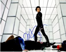 Milla Jovovich Signed - Autographed Resident Evil 11x14 inch Photo - Guaranteed to pass PSA or JSA