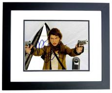 Milla Jovovich Signed - Autographed Resident Evil 8x10 inch Photo - BLACK CUSTOM FRAME - Guaranteed to pass PSA or JSA