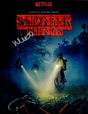 Millie Bobby Brown Signed - Autographed Stranger Things - Eleven 11x14 inch Photo - Guaranteed to pass PSA or JSA