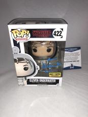 Millie Bobby Brown Signed Eleven Underwater Stranger Things Funko Pop Bas 3