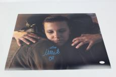 Millie Bobby Brown SIGNED STRANGER THINGS 16x20 Photo Eleven Autograph JSA COA 3