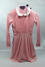 Millie Bobby Brown SIGNED STRANGER THINGS Eleven Cosplay Dress JSA AUTOGRAPH