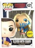 Millie Bobby Brown Signed Stranger Things Limited Edition 421 Pop! Funko JSA