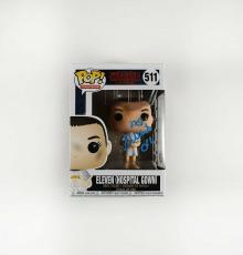 Millie Bobby Brown Stranger Things 11 Autographed Signed Funko Pop Doll JSA COA
