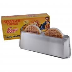Millie Bobby Brown Stranger Things Eggo Brand Card Game