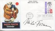Milos Forman Amadeus One Flew Over the Cuckoo's Nest Signed Autograph FDC