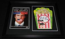Milos Forman Signed Framed 11x14 Photo Display People vs Larry Flynt