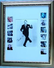 Milton Berle Autographed Signed Rare Photo Display   AFTAL