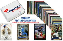 Milwaukee Brewers Team Trading Card Block/50 Card Lot