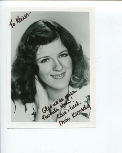 Mimi Kennedy Dharma & Greg Midnight Paris Twilight Zone Signed Autograph Photo
