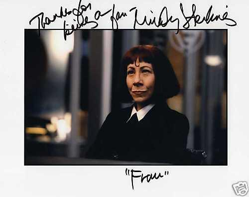 Mindy Sterling autographed Photograph