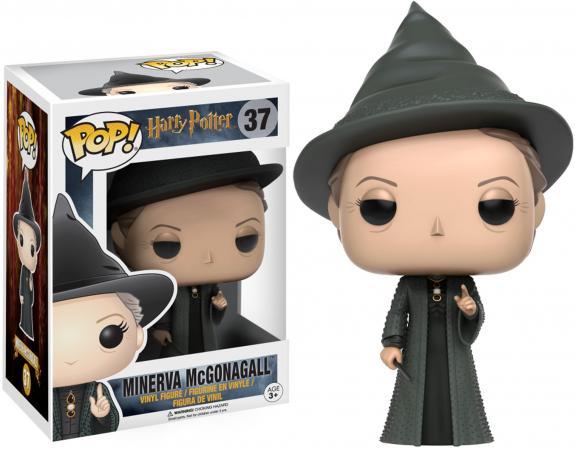 Minerva McGonagall Harry Potter #37 Funko Pop!