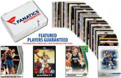 Minnesota Timberwolves Team Trading Card Block/50 Card Lot