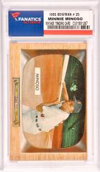 Minnie Minoso Chicago White Sox 1955 Bowman #25 Card
