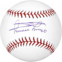 Minnie Minoso Autographed Baseball