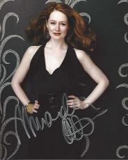 "MIRANDA OTTO as JULIET DRAPER on TV Series ""CASHMERE MAFIA"" Signed 8x10 Color Photo"