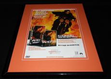 Mission Impossible 2 2000 Framed 11x14 Vintage Advertisement Tom Cruise