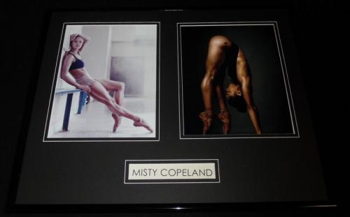 Misty Copeland Framed 16x20 Photo Display